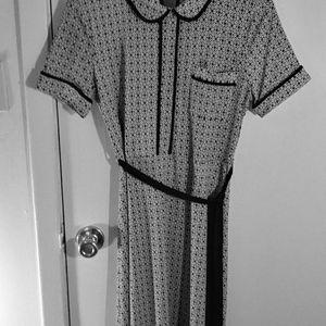 Monteau remade vintage dress
